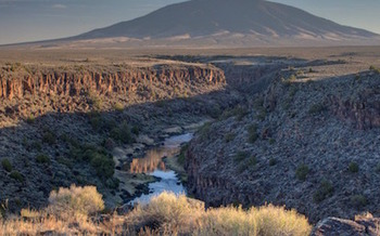 President Barack Obama designated the 240,000 acre Rio Grande del Norte National Monument in 2013, but its size could shrink dramatically under a U.S. Interior Department review. (Bureau of Land Management)