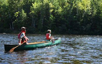With the Katahdin Woods and Waters and 26 other national monuments under review, new data shows major economic and employment impacts for Maine. (U.S. Dept. of Interior).