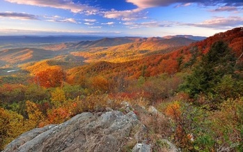Public lands, such as  Shenandoah National Park, are worth $1.5 billion a year to Virginia. (Shenandoah National Park)
