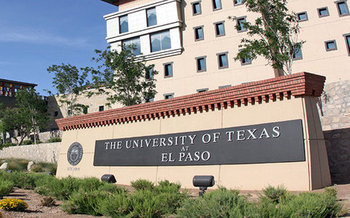 The University of Texas at El Paso in one of nine undergraduate campuses in the University of Texas System. (UT-El Paso)