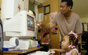 Interactive summer learning programs can help children stay engaged while also combatting