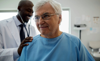 People over 50 could see significant premium increases or benefit cuts in the latest version of the U.S. Senate's plan to overhaul health insurance. (Hero/GettyImages)<br /><br />