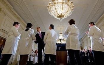 Republicans still are crafting a plan to end President Barack Obama's landmark health care bill. (whitehouse.gov)