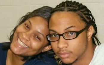 Monique Willis with son Alonzo Thomas IV, who was killed on Apr. 5, 2014. (Monique Willis)
