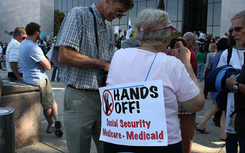 The Trump administration and the U.S. House have proposed massive cuts to Medicaid. (longislandwins/Flickr)