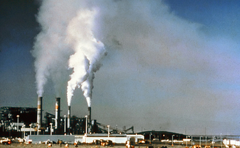 Smog causes hundreds of premature deaths nationally every year. (National Park Service)