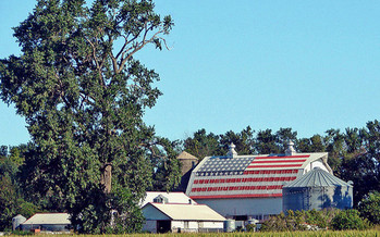 Researchers say NAFTA has led to the loss of many U.S. family farms. (Don Graham/Flickr)