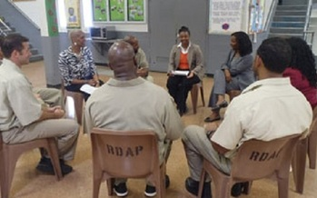 A report suggests Indiana could do more to help former inmates reintegrate back into society. (bop.gov)