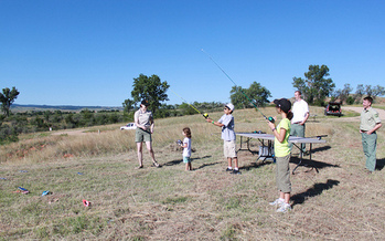 South Dakota ranks 21st for child well-being, according to a report from The Annie E. Casey Foundation. (Craig Springer/USFWS)