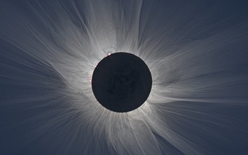 Staring at the sun can cause serious eye damage, including blindness. (nasa.gov)