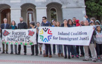 The DACA program has given work permits to more than three quarters of a million people, about 215-thousand living in California. (CA Immigrant Policy Center)