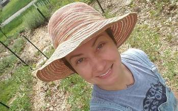 Herb and berry farmer Rachel Tayse of Columbus says new farmers need support to build a sustainable operation. (Rachel Tayse)<br />