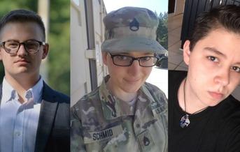 Ryan Karnoski, S/Sgt. Cathrine