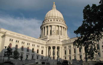 The head of a government watchdog group says Wisconsin now has a