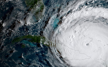 Hurricane Irma hit as a Category 4 storm in Florida, and many Granite Staters want to offer help but are being cautioned to check out a charity before they give. (NOAA)