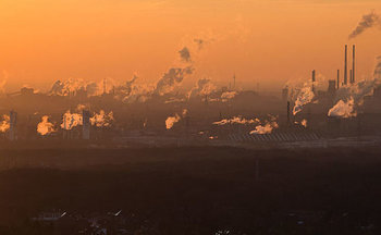 EPA grants cover almost 30 percent of state and local air-quality monitoring in Colorado. (Getty Images)