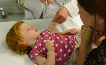 Just 4 percent of Colorado kids lack health coverage, down from 14 percent in 2008. (Getty Images)