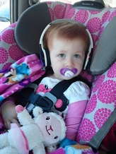 Car seats come with a safety strap that isn't being used by many parents and caregivers. (V. Carter)