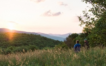 Conservationists say they're worried about what a huge gas pipeline would do to the Appalachian Trail. (Appalachian Trail Conservancy)