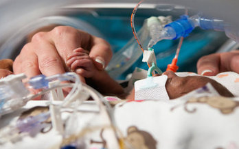 While neonatal intensive care units are common in hospitals, level four NICUs � which provide the most complex care for the tiniest and sickest babies � are designated by region. (Children's Mercy Hospital)