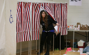 A U.S. Supreme Court ruling this week means Texas voters must use the Congressional district boundaries drawn up the Republican legislators in 2012. (Raedle/GettyImages)