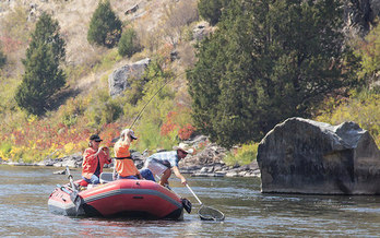 Advocates for the Clean Water Rule worry that its repeal could endanger fishing in Montana. (Bob Wick/BLM)