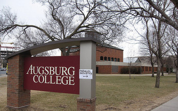 Augsburg is an anchor institution that has developed robust partnerships with the surrounding community. (Ed Kohler/FlickR)
