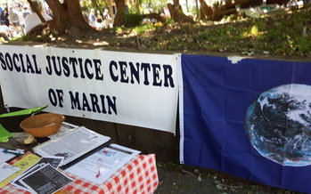 The Social Justice Center of Marin is one of dozens of groups holding events this week for the International Day of Peace, held every Sept. 21. (SJCM)