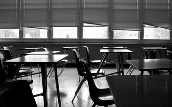 An estimated 14 percent of Arizona students in grades K through 12 were chronically absent in 2014. <br />(Max Klingensmith/Flickr)