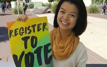 Of its total population of about 7 million, 3.6 million Arizonans are registered to vote. (Arizona PIRG)