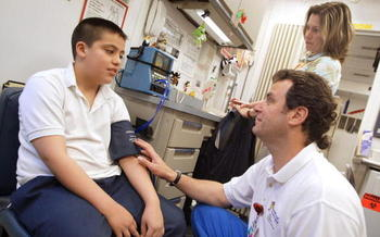 The nation's Child Health Insurance Program, which serves some 9 million children, is set to expire on Oct. 1. (Getty Images)