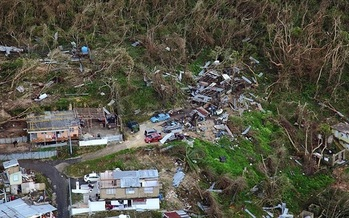 Critics charge that a failure to staff federal agencies is hampering the response to hurricane damage in Puerto Rico. (Dept. of Homeland Security)