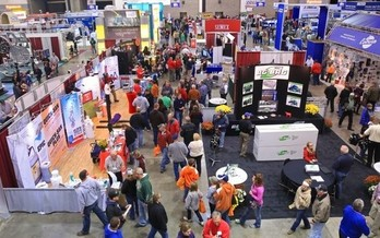 Around 75,000 people from close to 100 nations will gather in Madison this week for the annual World Diary Expo. (World Dairy Expo)