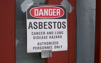 Asbestos is a toxin linked to deadly illnesses, but critics say it is still not properly regulated in the United States. (Ktorbeck/Flickr)