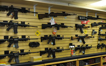 There are about 11 bills filed for the upcoming session, including five that would make it easier to get a gun. (Michael Saechang/Flickr)
