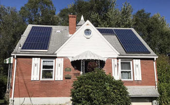 The Solar Tour includes both residential and business solar installations. (PennFuture)