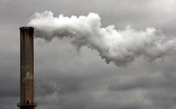 Coal-fired power plants are the nation's top source of CO2 emissions. Burning coal also is a leading cause of smog, acid rain and toxic air pollution. (Getty Images)