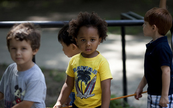 There are about 10,000 licensed child-care providers in Minnesota. (Tyler Hoff/Flickr)