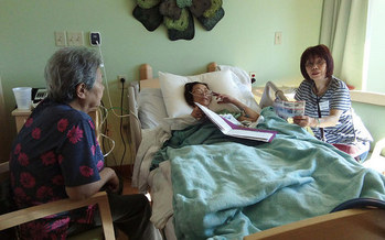 Hospice care can offer important services months before it is typically pursued by friends and family of those facing a dire illness. (Beverly Yuen Thompson/flickr)