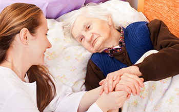 Compassionate care through hospice can positively impact an individual's end-of-life options. (jssa.org)
