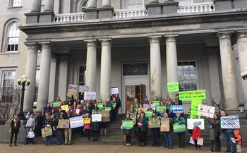 New Hampshire law has anti-discrimination protections for residents who identify as gay, lesbian and bisexual, but not for transgender people. (Freedom NH)