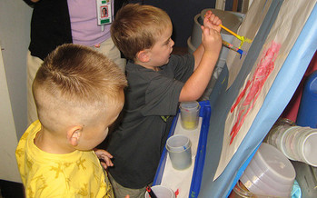 About 2,000 families are on a waiting list to get into Minnesota's Child Care Assistance Program. (Shanna Trim/Flickr)