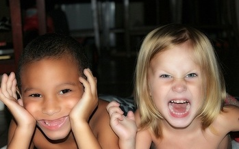 A new study finds white children in Virginia get a much better start than Hispanic or African-American children. (Pixabay)