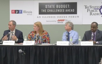 Residents have been speaking out at forums on the Illinois budget crisis. (aarp.org)