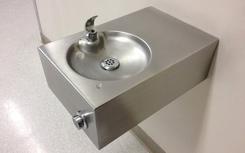 Lead was found in water from almost half of public-school taps tested. (deepcove/Pixabay)