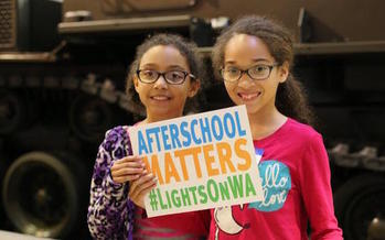 More than 11 million kids nationwide are alone or unsupervised after class ends, according to the Afterschool Alliance. (School's Out Washington)