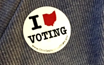 Early voting for 2017 is outpacing early voting in 2015, the last off-year election in Ohio. (M.Kuhlman)