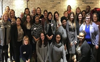 Graduates of the Wisconsin Women's Network Policy Institute are trained to help advance legislation that improves the lives of women and girls in Wisconsin. (WI Women's Network)