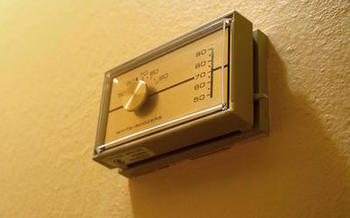 Heating bills are a major expense for many Michiganders, but help is available. (hilarycl/morguefile)
