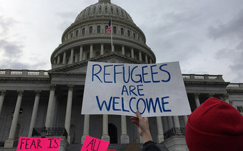 The fight over refugee resettlement has become a flashpoint in Montana. (Mrs. Gemstone/Flickr)